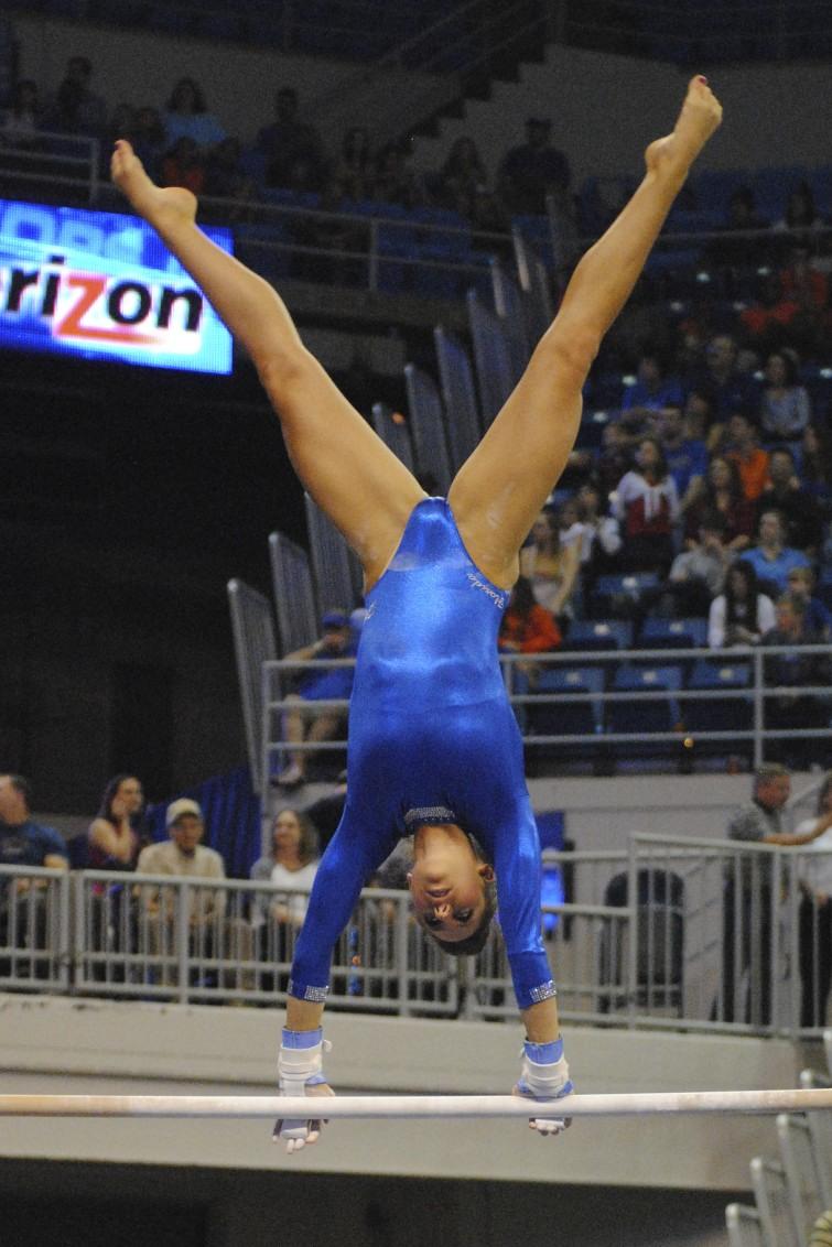 spring graffiti gymnastics meet 2013