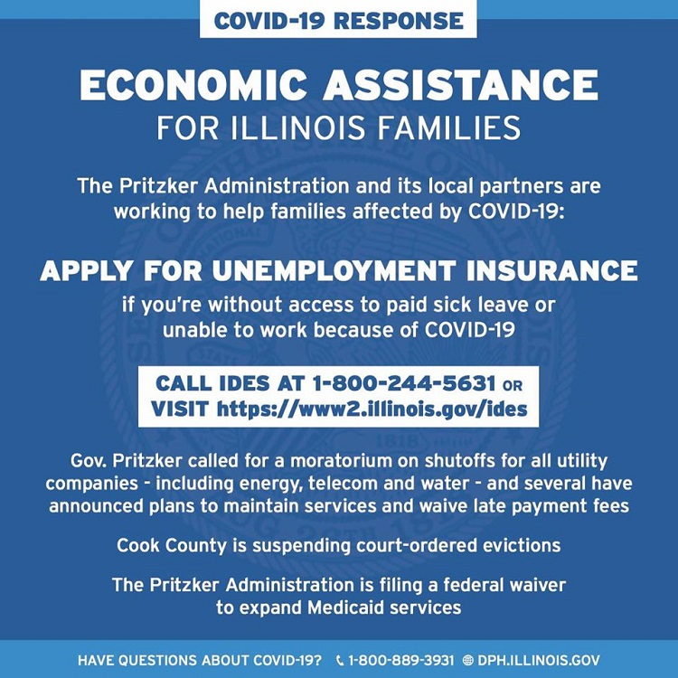 Covid-19 Economic Assistance for Illinois Families Information ...