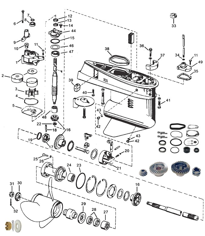 Wiring Diagram Evinrude 2015 E Tec 40