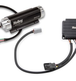 holley ultra hp brushless fuel pump w controller [ 2976 x 1974 Pixel ]