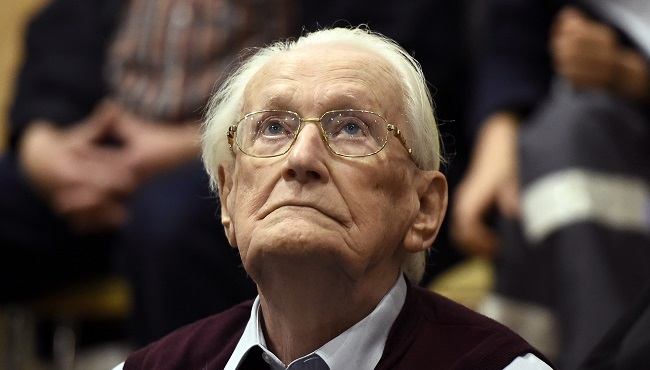 Germany Auschwitz Trial_21571
