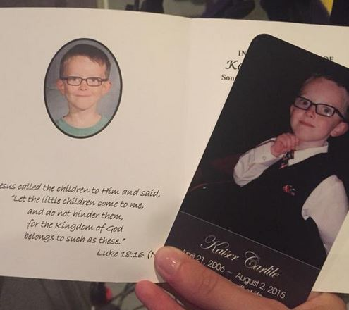 Funeral Held Tuesday for Kaiser Carlile_30778