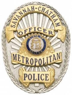 METRO POLICE BADGE_5119