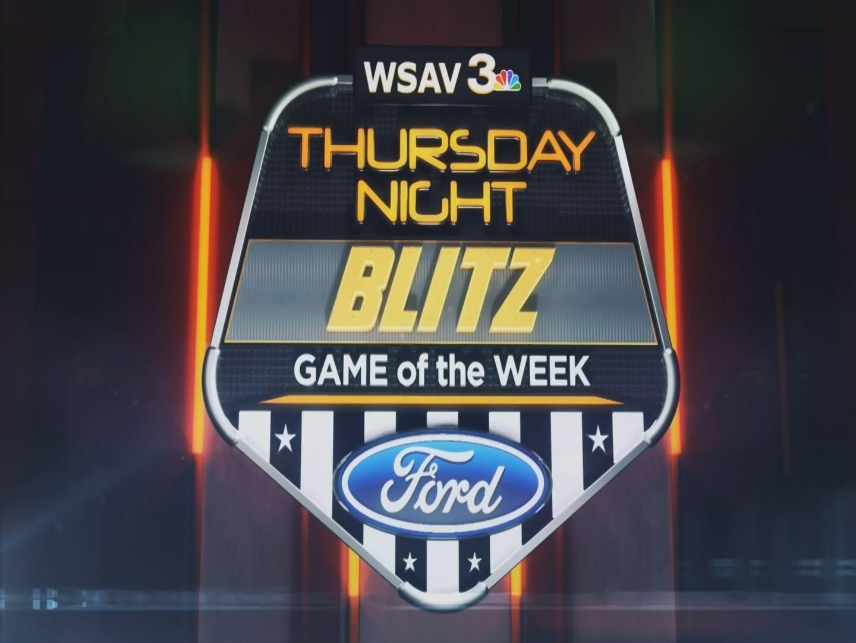 WSAV THURSDAY NIGHT BLITZ GAME OF WEEK_18464