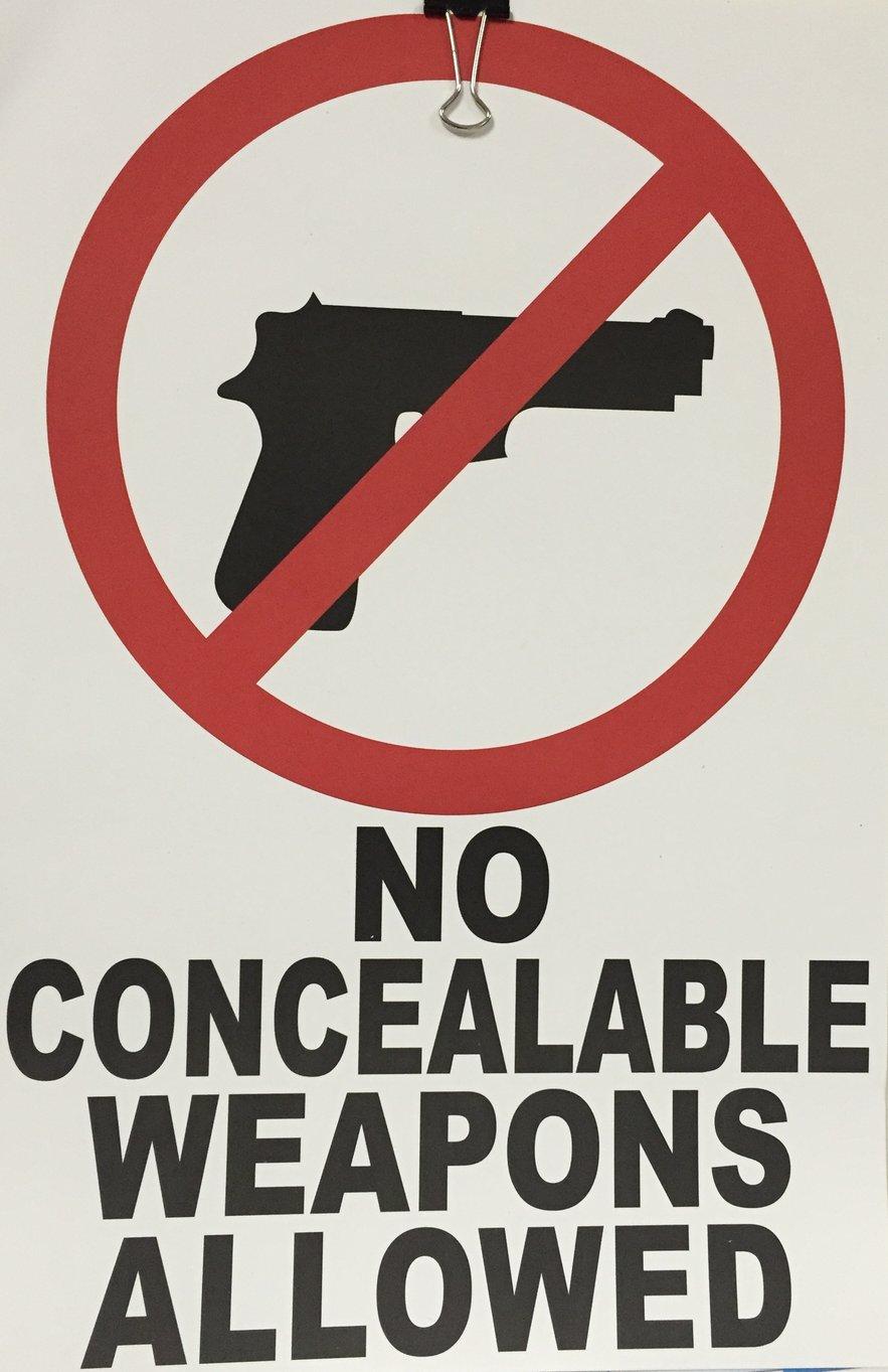 No Guns Sign_25024