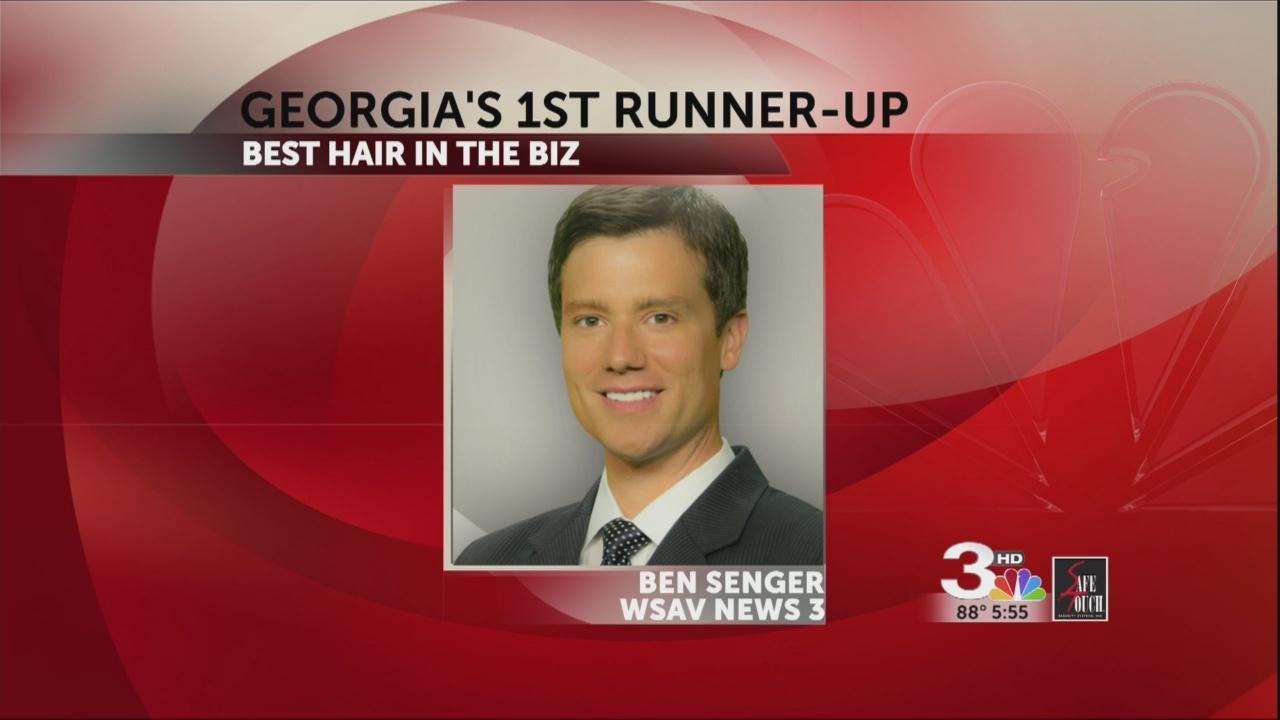 Ben Senger: 'Best Hair' Runner-Up