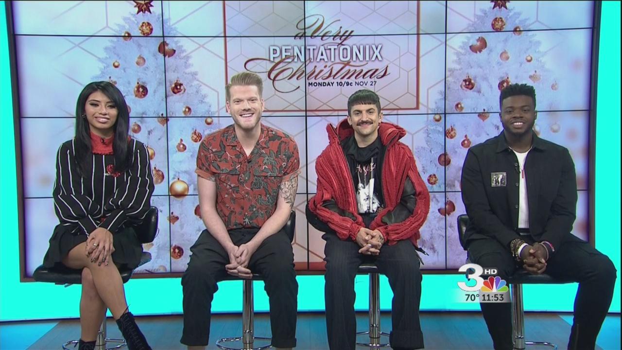 A Very Pentatonix Christmas.A Very Special Pentatonix Christmas Wsav Tv