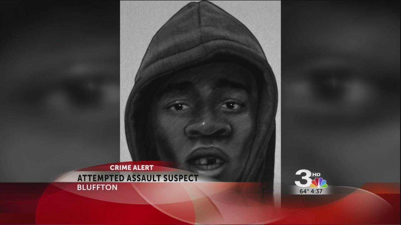 Bluffton attempted assault suspect_325406