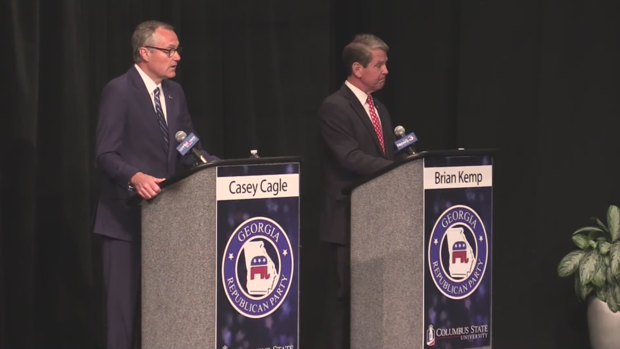 GOP Gubernatorial Debate: Part 1