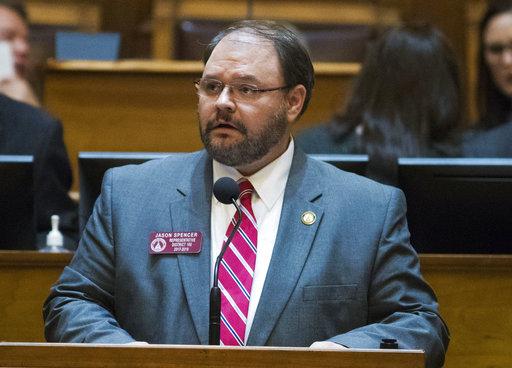Racial Slurs Georgia Lawmaker_1532532064683