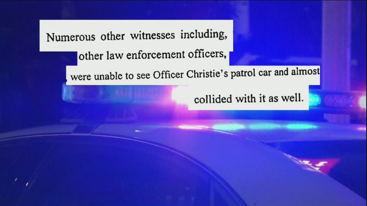 NEW INFORMATION: Driver files response to lawsuit in SPD Officer death