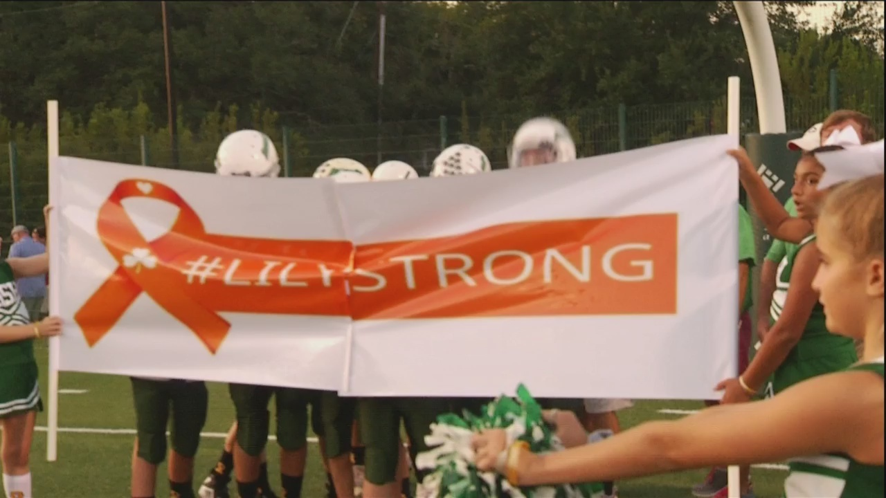 Football for a cause: Teams raise $3000 to fund cancer research