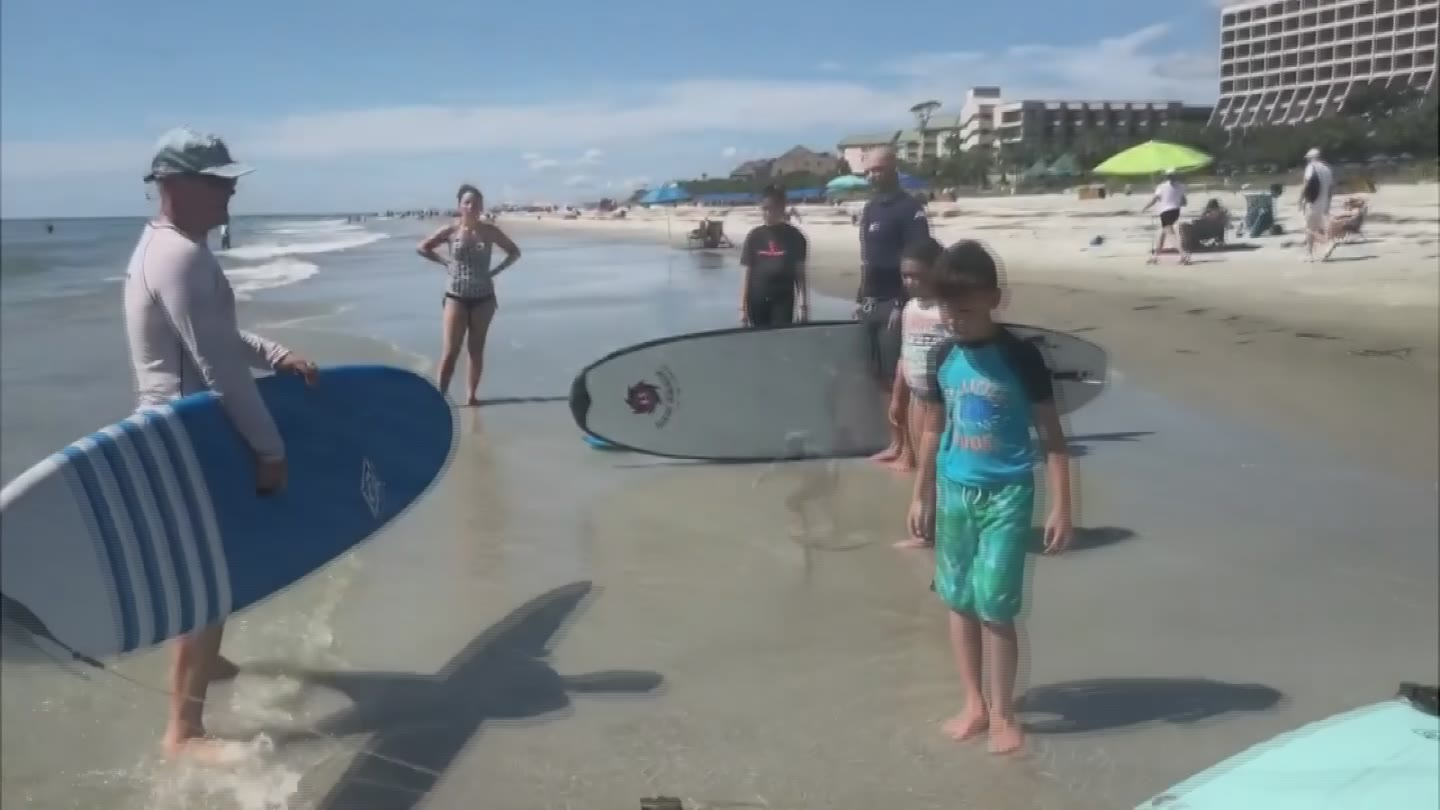 'Surf's up' for free