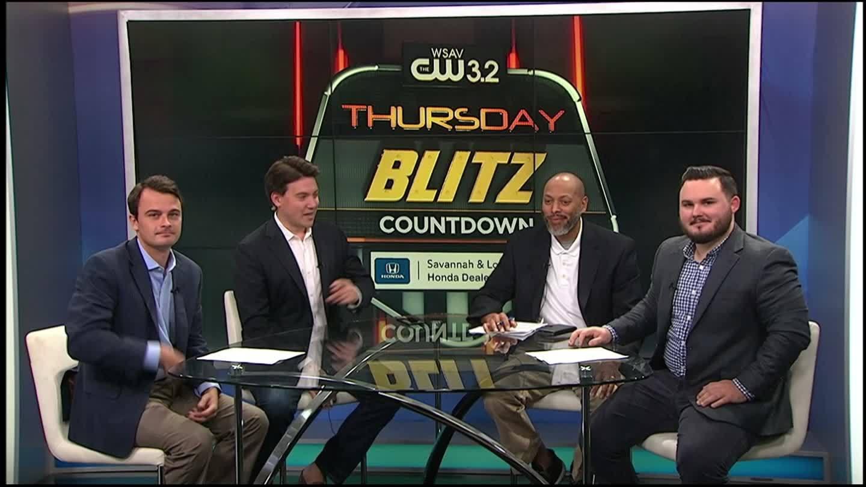 WATCH: Thursday Blitz Countdown, Week 12