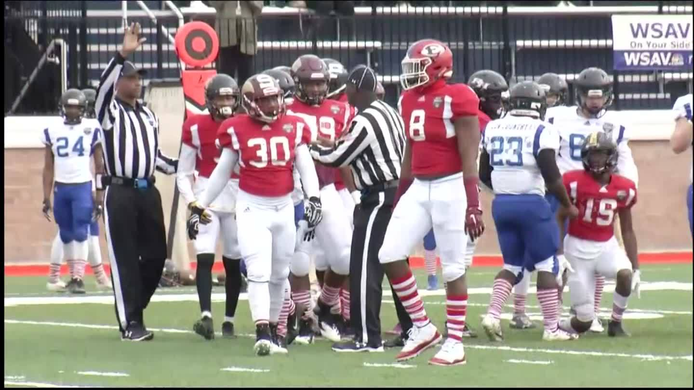 Blitz Border Bowl: Full Game