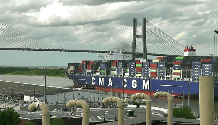 Port funding