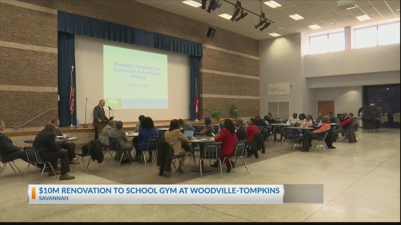 Woodville-Tompkins E-SPLOST Project