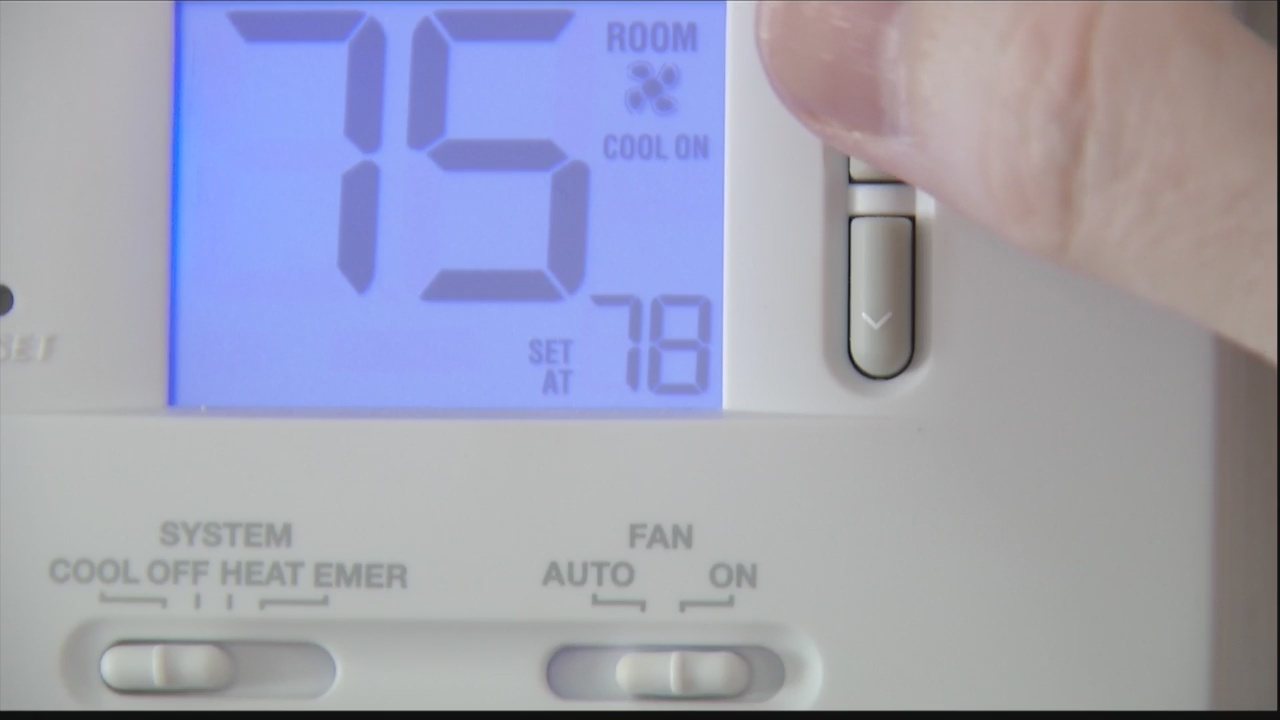 Air conditioning advice in this heat wave