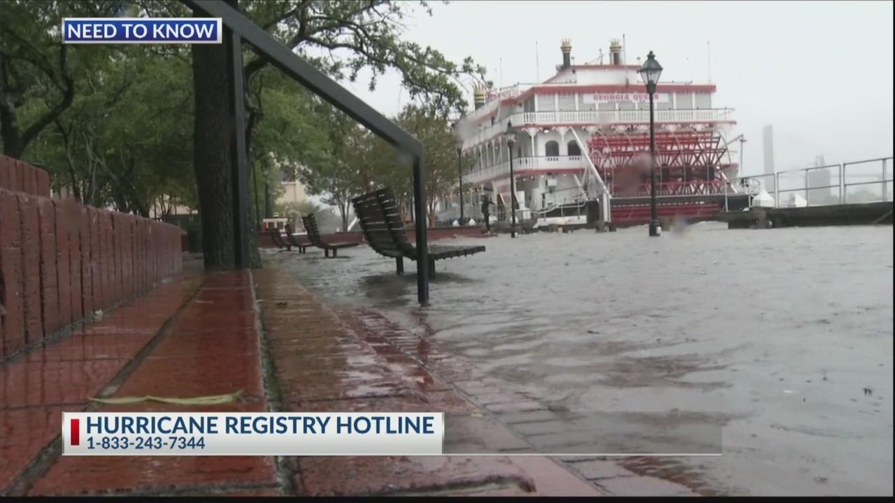 Hurricane Registry