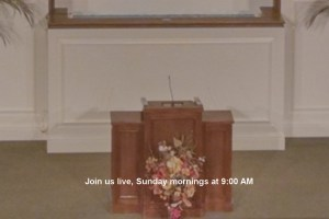 Sunday Evening Worship @ Walnut Street Church of Christ | Dickson | Tennessee | United States