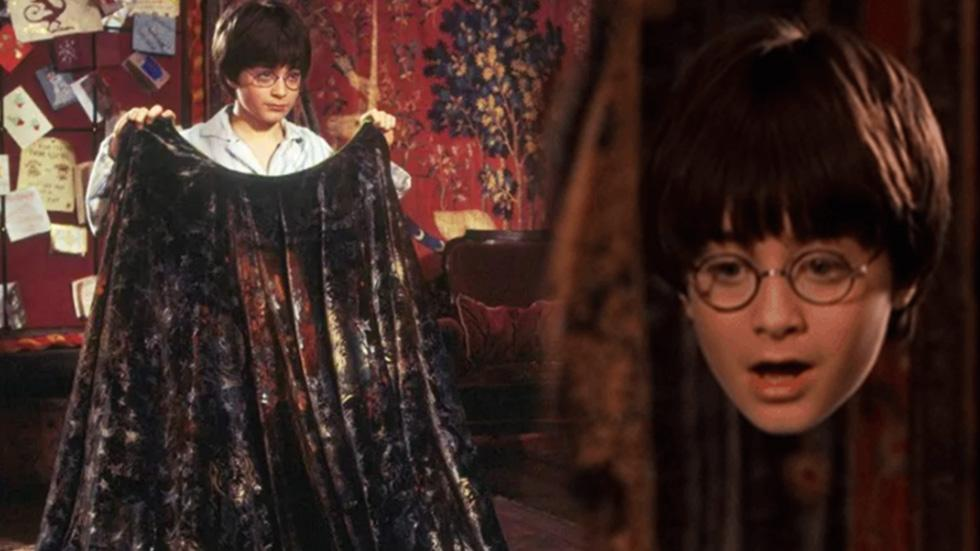 You Can Now Buy A Real Harry Potter Invisibility Cloak