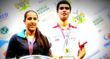 Diego and Habiba seeded to retain titles