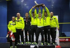 2014 Teams : Hat-trick for Egypt's boys