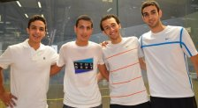 Flashback 2011: Egyptian clean sweep in Herentals