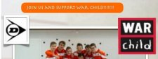 Supporting WAR CHILD during the World Juniors