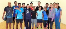Indian Squad geared up for Poland