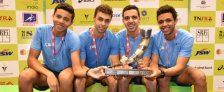 2018 Teams : Egypt reclaim the title