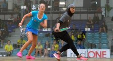 Aifa leads Ten Malaysians through to third round