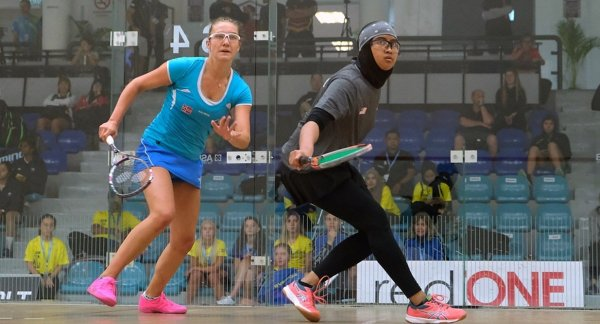 Aifa leads Ten Malaysians through to third round