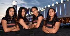 Flashback 2015 : Diego again as Egyptian girls dominate