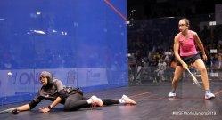 Semi-Finals : Jana shatters Aifa's hopes