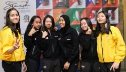 Coach Cross: Malaysian Girls will bounce back for team event