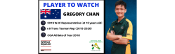 PLAYER TO WATCH | AUSTRALIA – Gregory Chan