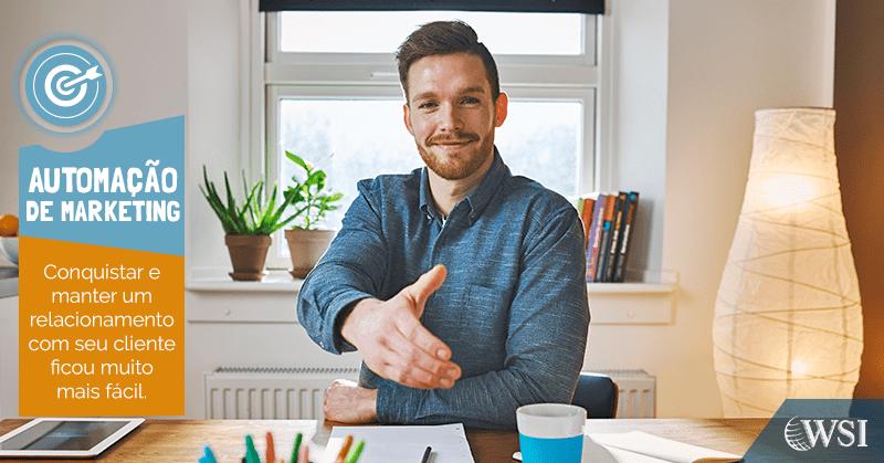 Relacionamento com clientes através da automação de marketing