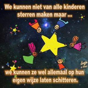 2013-10-20 lesje op school schitterende kinderen