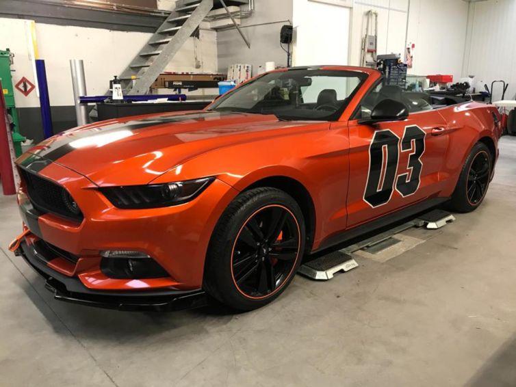 Privévoertuig Ford