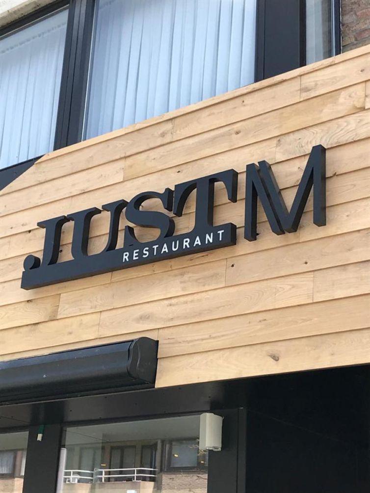 Just M