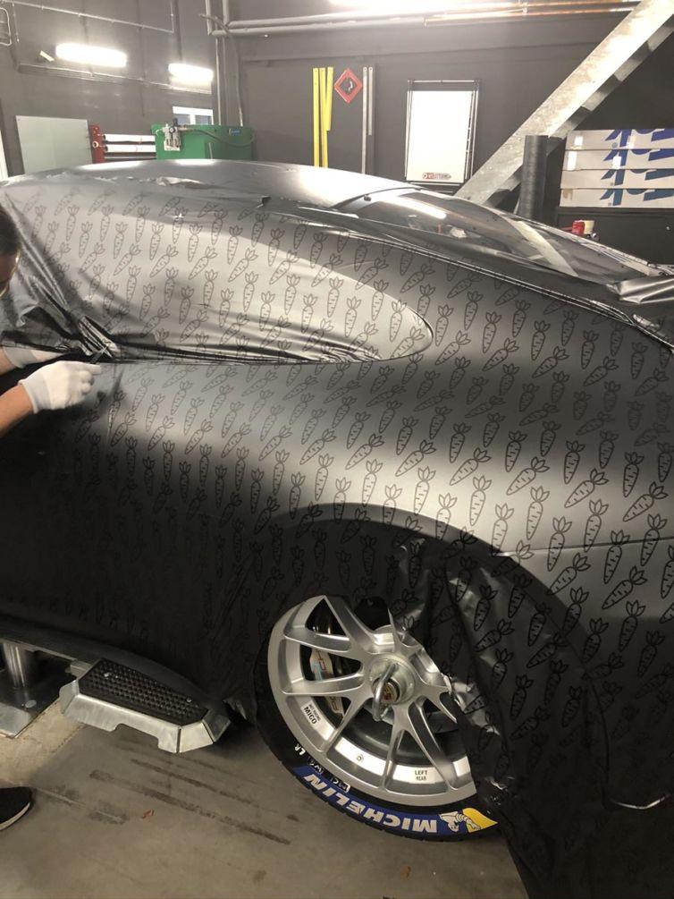 Privévoertuig Porsche