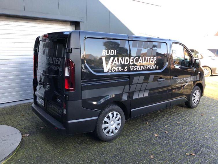 Vloer & Tegelwerken Vandecauter Rudi