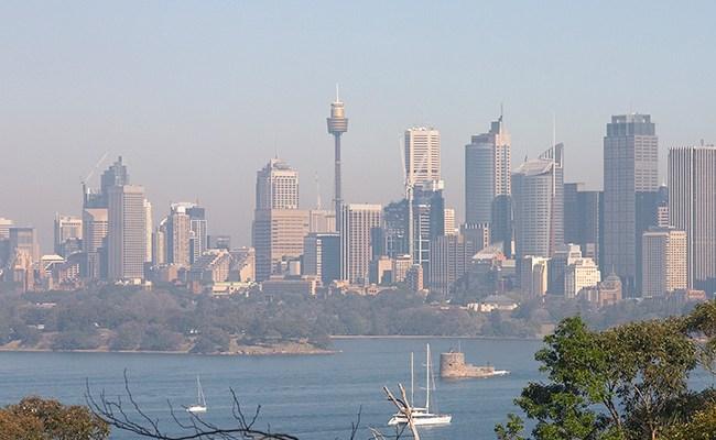 Sydney Air Pollution Health Alert Wslhd