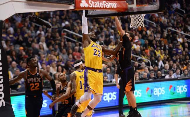 Nuggets Vs La Lakers Predictions Odds March 6 2019