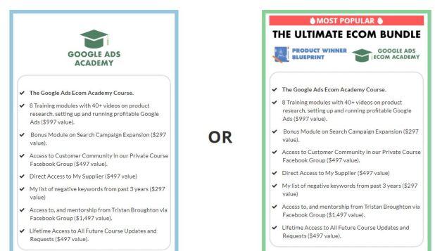 [Download] Google Ads Ecom Academy - Tristan Broughton