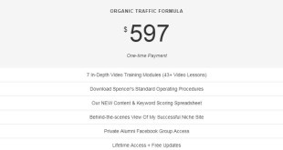 Organic Traffic Formula - Spencer Hawes Download
