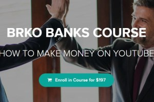 BRKO Banks Youtube Mastery Download