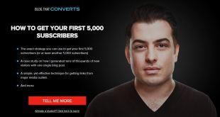 Derek Halpern – Blog That Convert 2.0 Download
