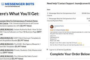 Nico Moreno – Messenger Bots for Entrepreneurs Download